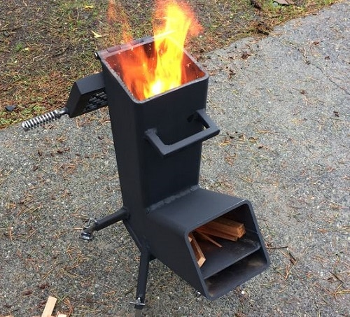 Rocket Stoves Don T Require Rocket Science Premier