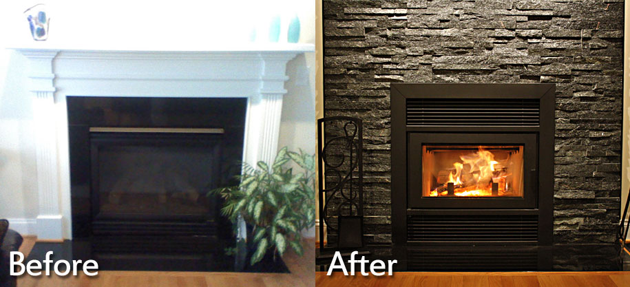 Fireplace Makeover Ideas For 2017 Premier Firewood Co