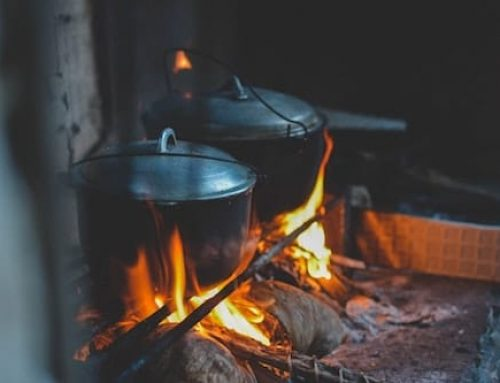 Dutch Ovens Expand the Options for Open Fire Cooking