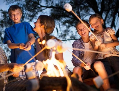 4 Great New Year's Resolutions for Family Fun Time